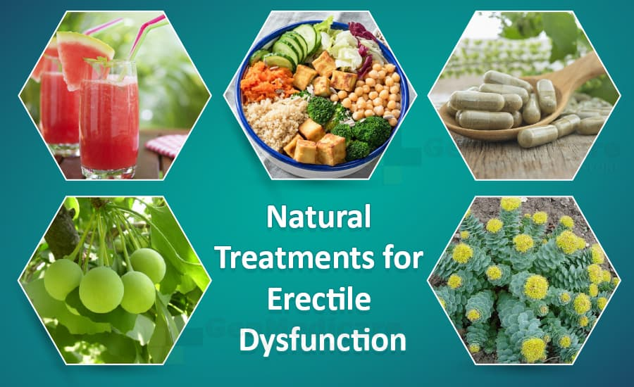 Top 10 natural home remedies for erectile function